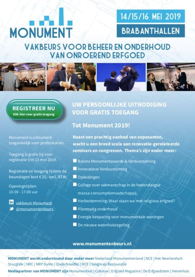 Digitale relatiekaart monument Hoekstra Bedrijfshygiene 2019